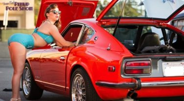 Pinup Pole Show Pinup of the Week: Tilly Erikson