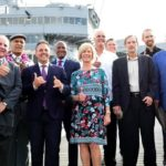 Three Racers Inducted to LA Sportswalk Hall of Fame