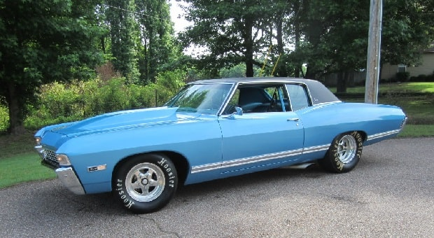 Today's Cool Car Find is this 1968 Chevrolet Caprice for $22,500