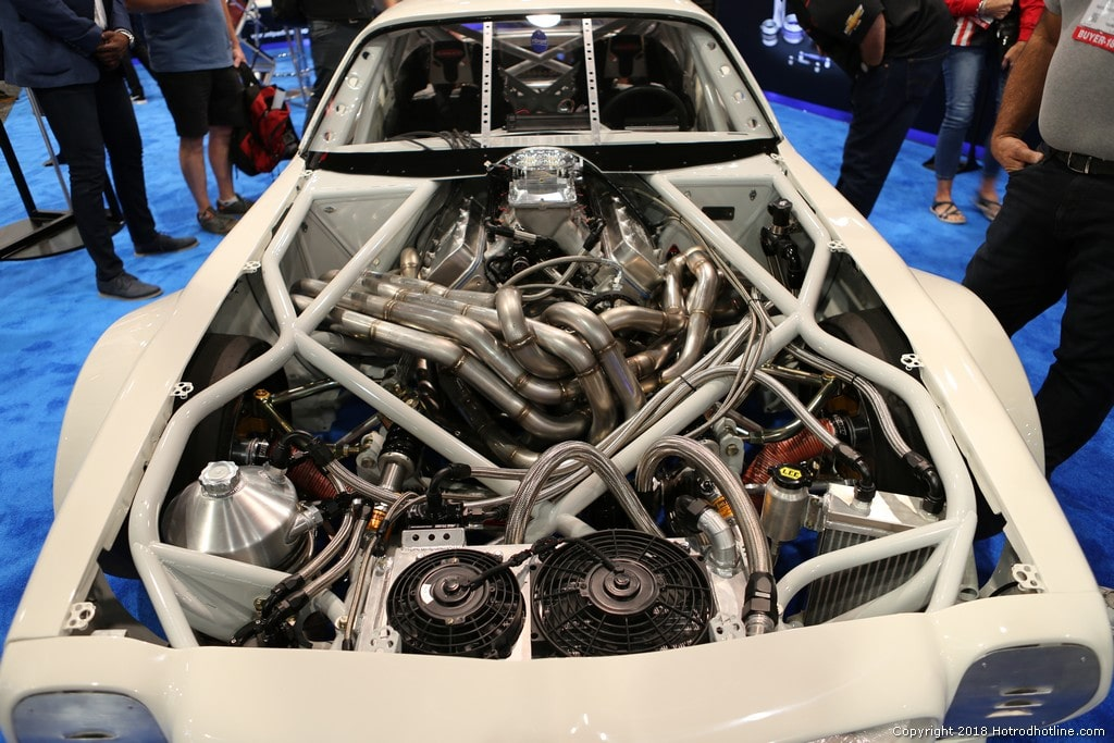 New Yenkos, New Products and New Mopar Debut Day 1 at SEMA 2018