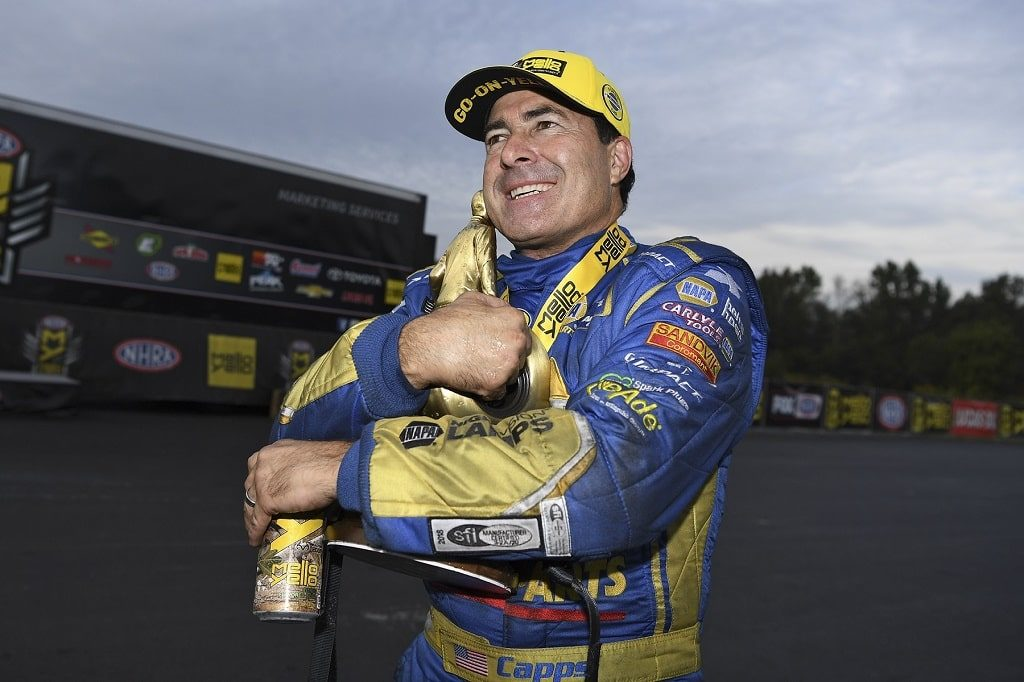 Torrence Dominates, Capps and Line Earn First Countdown Wins at zMAX Dragway