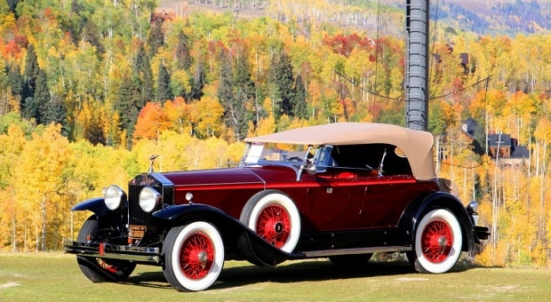 Gallery: Telluride Festival of Cars and Colors