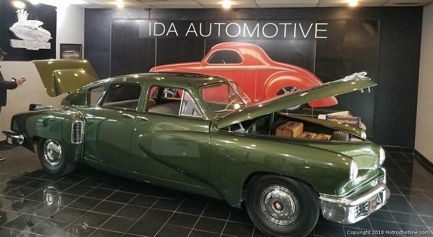Gallery: Tucker 1044 at Ida Automotive