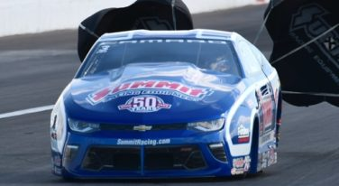 NHRA Heads for Sin City