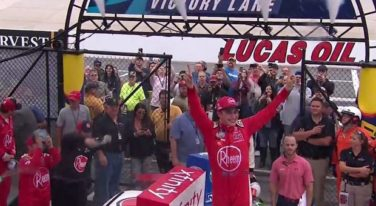 C. Bell Sets XFINITY Rookie Wins Record at the Monster Mile