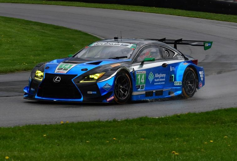 Lexus Severs Ties with 3GT Racing