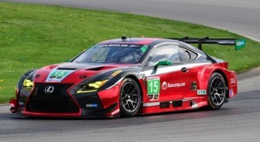 Lexus Severs Ties with 3GT Racing