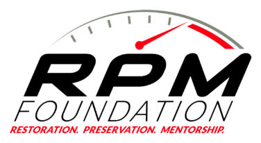 "RPM Foundation Announces ""Off To The Races"" a Free Program for Anyone who is Pursuing a Career in Restoration."