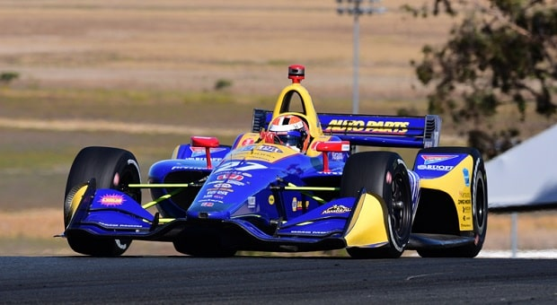 Will 2019 Be Alexander Rossi's IndyCar Year?