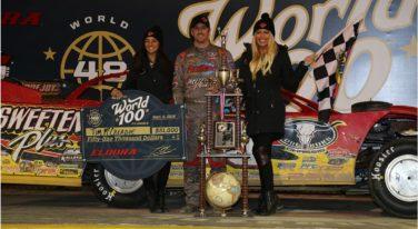 Tim McCreadie Wins World 100