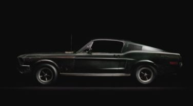 The Iconic Bullitt Mustang Showed itself At SEMA
