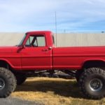 Today's Cool Car Find is this 1968 Ford F-350 Mud Bogger for $16,000