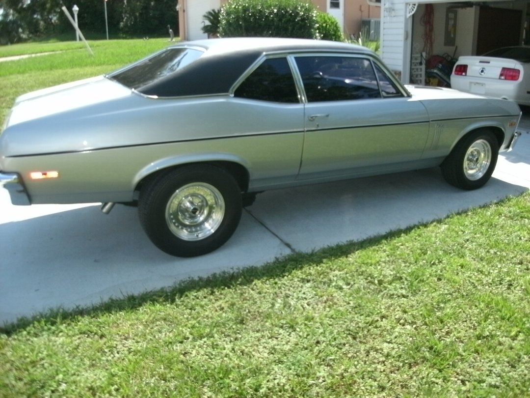 Nova, Chevy, CCF, Classified,For sale, Muscle Car Monday