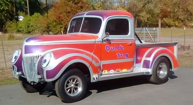 Today's Cool Car Find is this 1940 Ford Pickup for $28,000