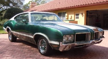 Today's Cool Car Find is this 1971 Oldsmobile 442 for $28,000