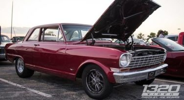 Today's Cool Car Find is this 1964 Chevrolet Nova for $27,500