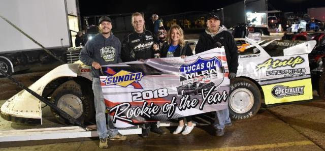 Simpson Takes the Win and 2018 MLRA Title