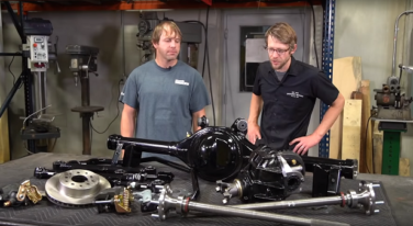 [Video] Project Chevelle: 9-Inch Rearend Install