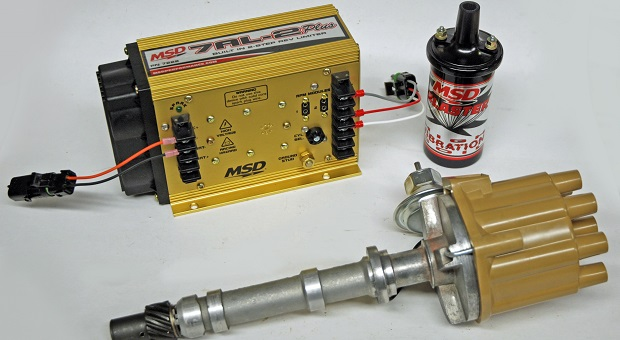 Reworking a Stock Distributor to Trigger MSD Ignition Systems Part 3