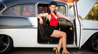 Pinup Pole Show Pinup of the Week: Randyll Roberts