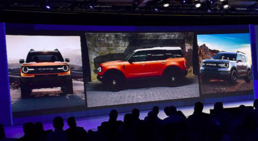 """Ford Leaks Photos of 2020 Focus-Based """"Baby Bronco"""""""