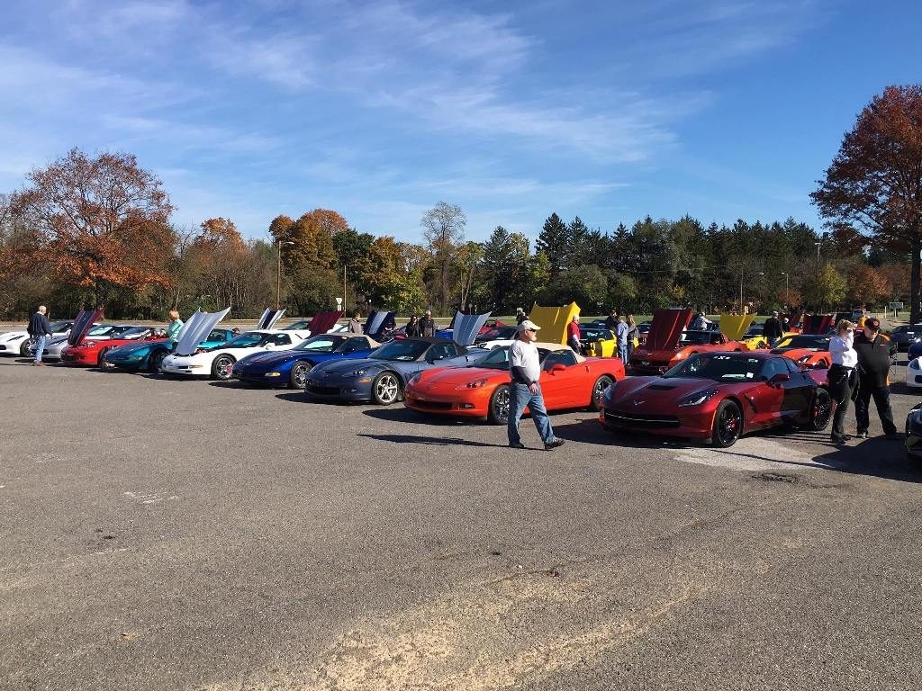 Corvettes for Chip Raises $8,000 PLUS Awareness for Amyloidosis