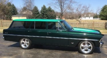 Today's Cool Car Find is this 1967 Chevy Nova Wagon for $45,000
