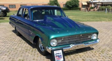 Today's Cool Car Find is this 1960 Ford Falcon Pro Street