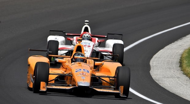 Alonso and McLaren Racing to Return to Indy