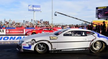 Butner Changes Mind, Returns to Pro Stock