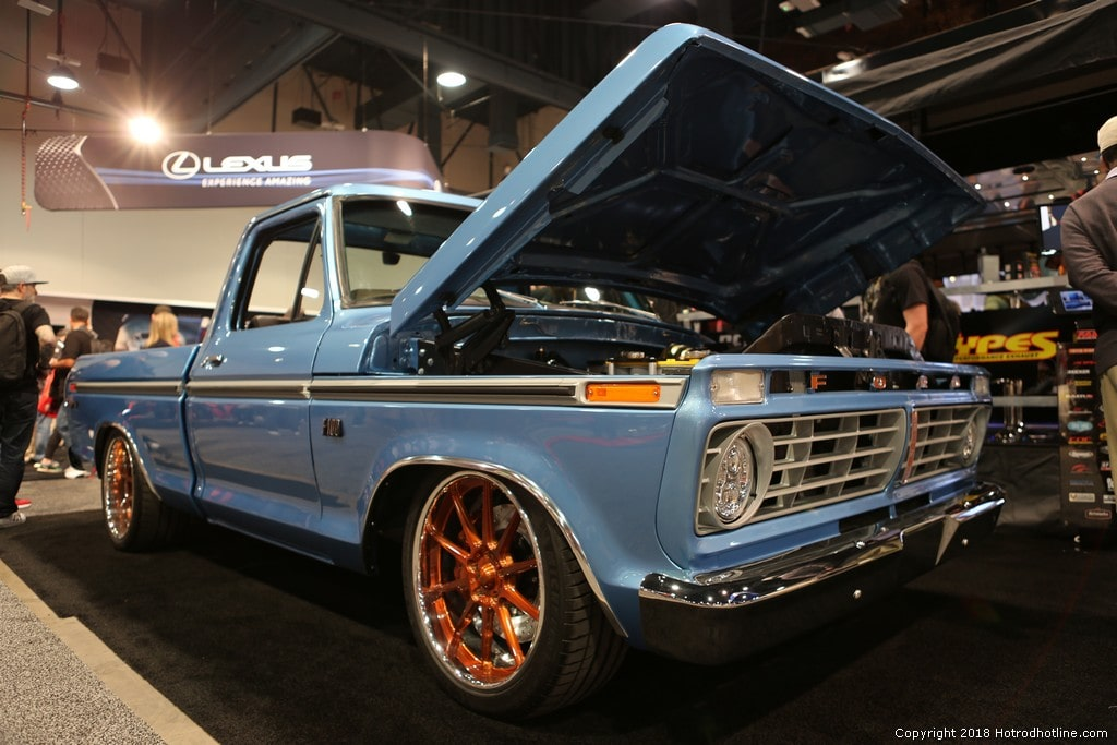 Golden Tickets, eCopo and SEMA 2018 Day 3
