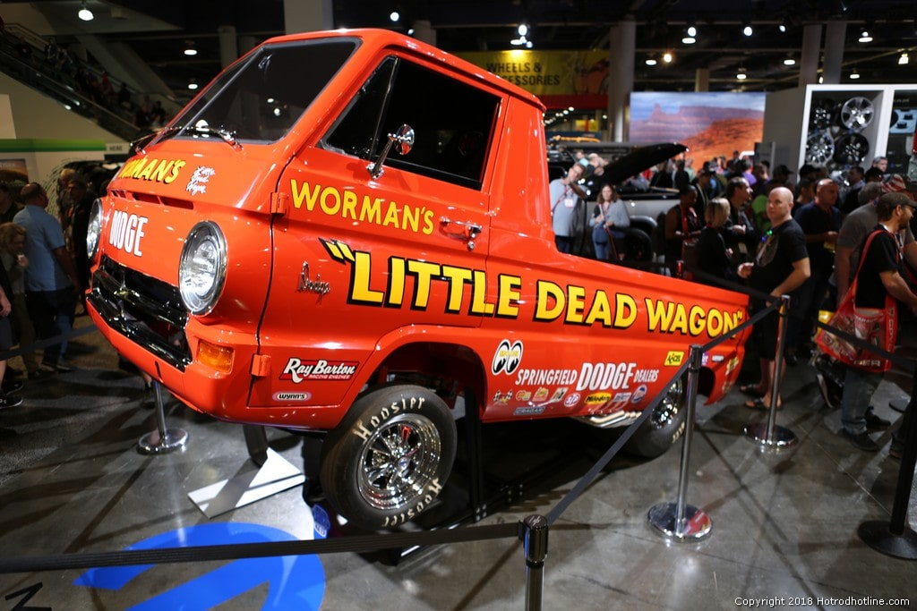 SEMA Day 2: Gold Awards, Battle of the Builders, and Cool Customs