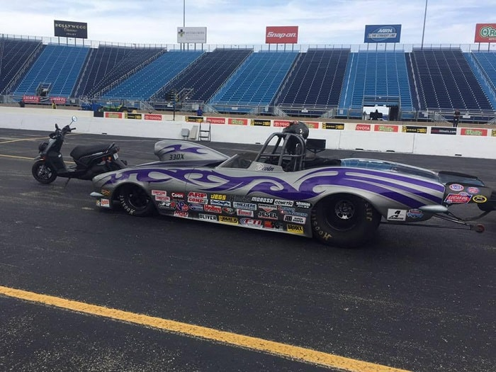 Championships a Plenty at NHRA Pacific Division Lucas Oil Series event in Las Vegas