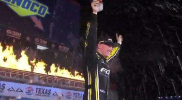 Haley, Custer and Harvick Take Top NASCAR  Honors at Texas Motor Speedway