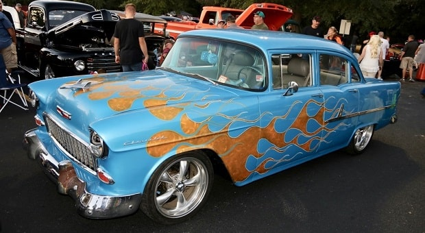 Gallery: Niftee 50ees 17th Annual Halloween Monster Cruise In
