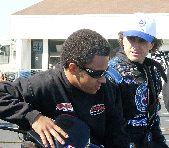 J.R. Todd's Long Journey to a Drag Racing Title