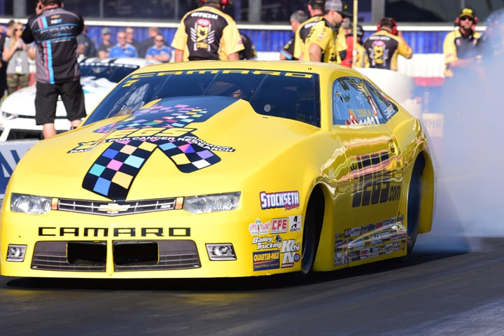 NHRA Reduces Pro Stock Schedule