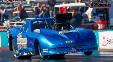 Aleshire Aces MWPMS Finals and Wins Pro Mod World Championship