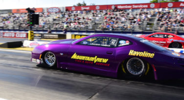 Mountain View Racing Exits Pro Stock