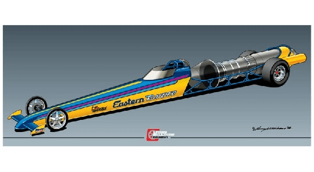 "Hanna Motorsports' ""Eastern Raider"" Returns"