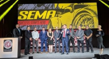 Aeromotive Wins 2018 SEMA Show Manufacturer of the Year Award