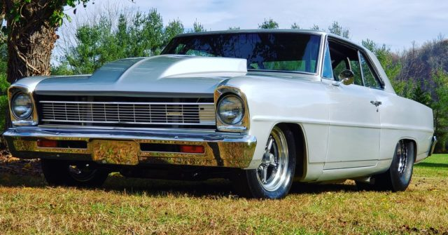 Chevy II, RJ Cool Car Find, SS, For Sale