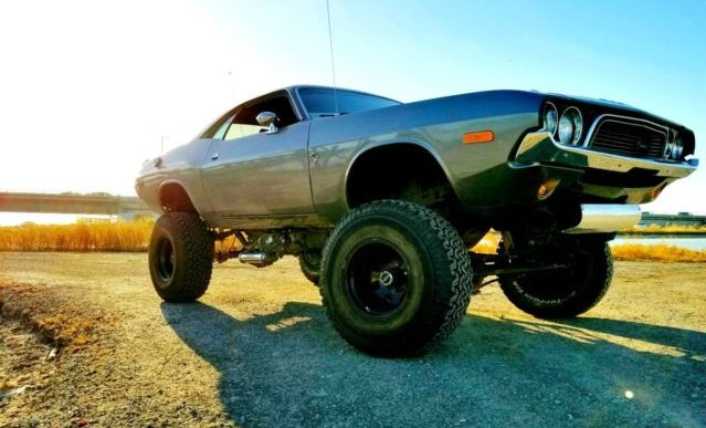 12 Cars Of Christmas Day Seven An Off Road 72 Challenger