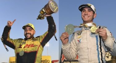 Behind the Wheel Podcast: NHRA Champs J.R. Todd and Tanner Gray