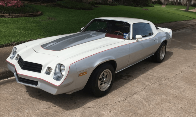 Twelve Cars of Christmas, Camaro, Featured Car
