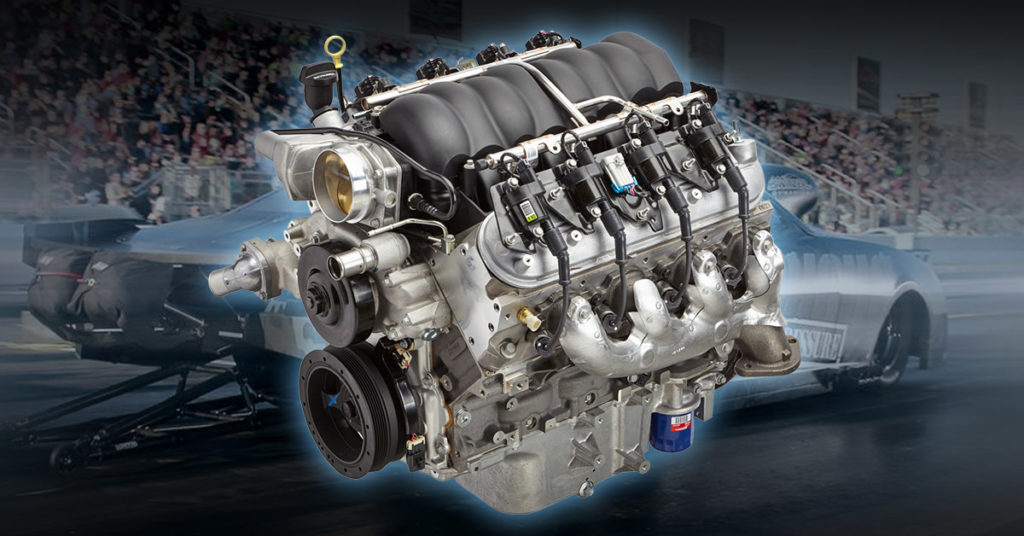 Chevrolet Performance - LS3 Crate Engine - 480HP