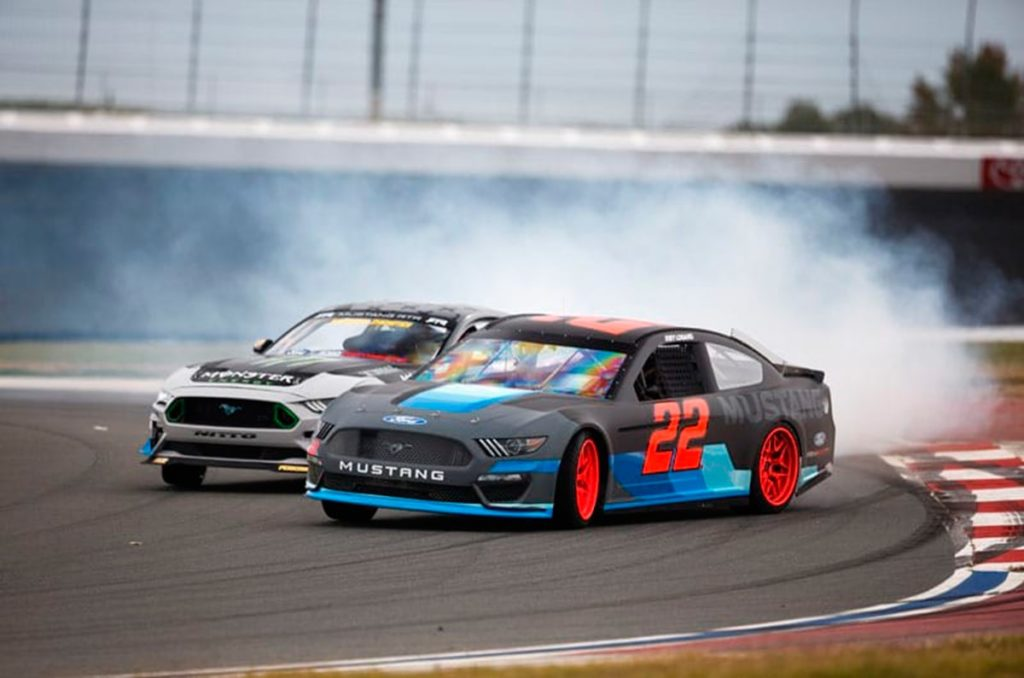 Mustang to Finally Run in NASCAR Cup Series in 2019