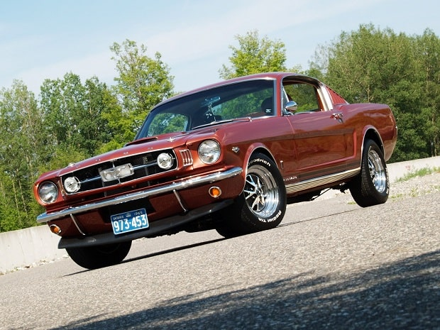 Muscle Car Madness: 1965 Ford Mustang