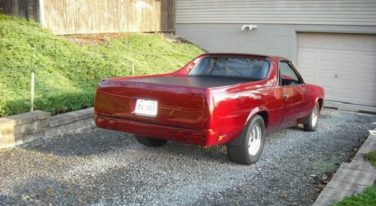Today's Cool Car Find is this 1980 Chevrolet El Camino Custom for $22,800