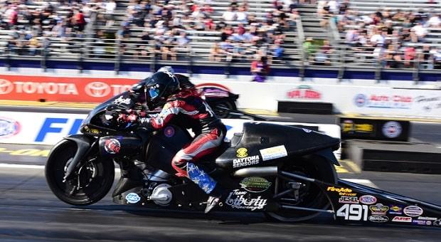 Sampey Parting Ways with Liberty Racing